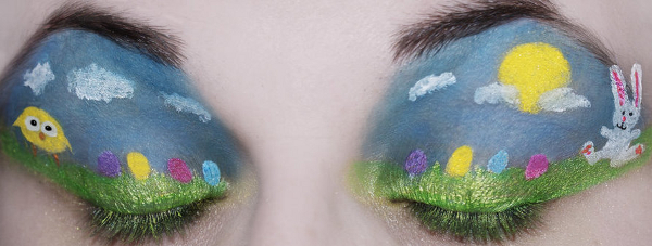 katie13 - amazing eyelid art