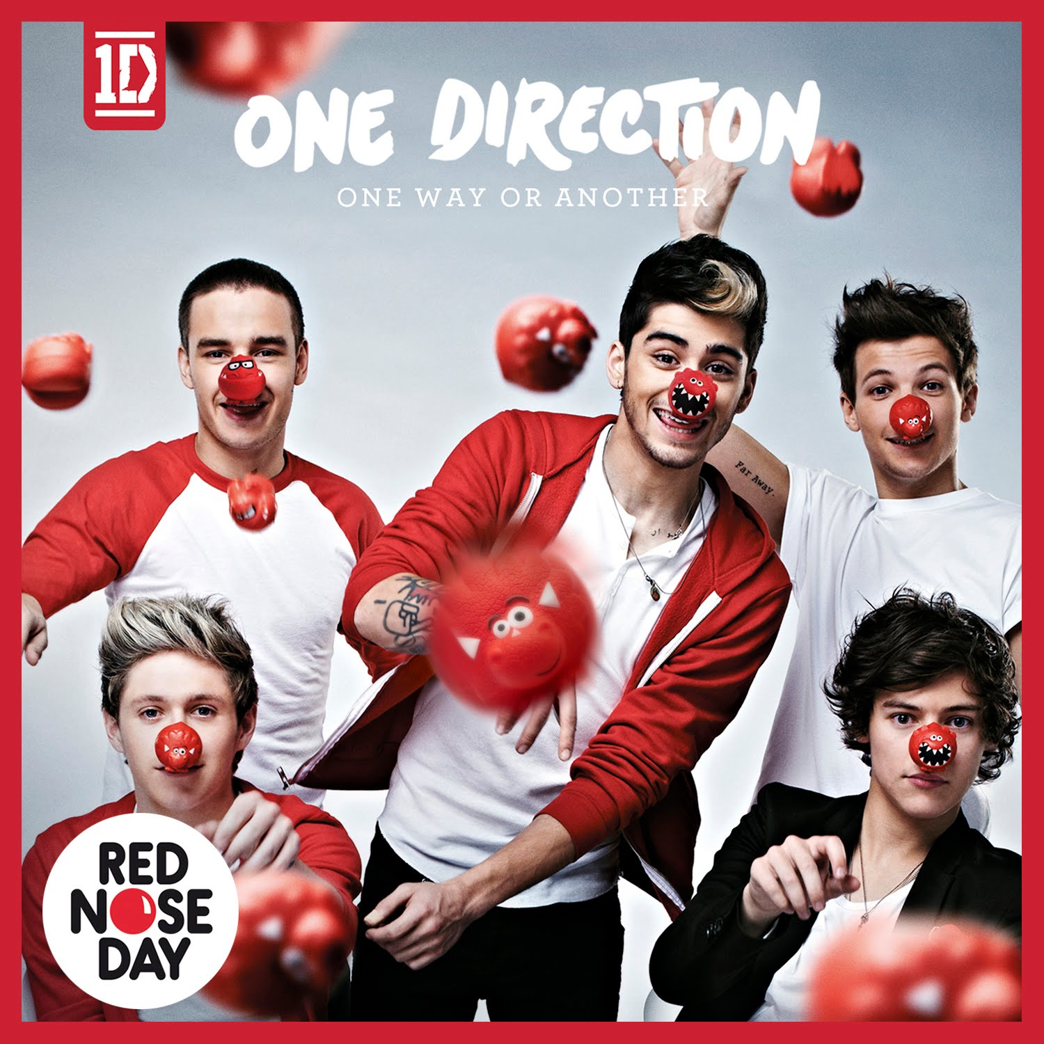 auspOp: ONE DIRECTION : One Way Or Another