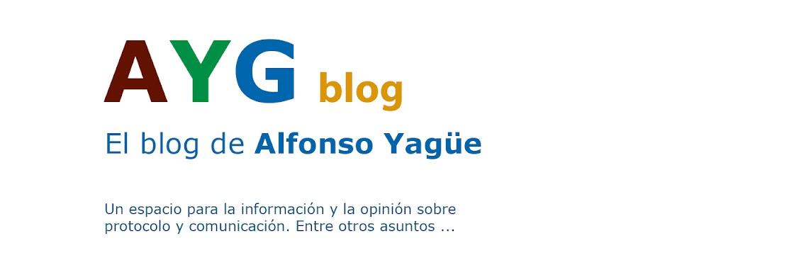 El blog de Alfonso Yagüe