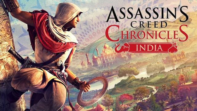 تحميل لعبة Assassins Creed Chronicles India برابط واحد مباشر