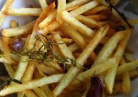 Batata Frita na Panela de Pressão (vegana)