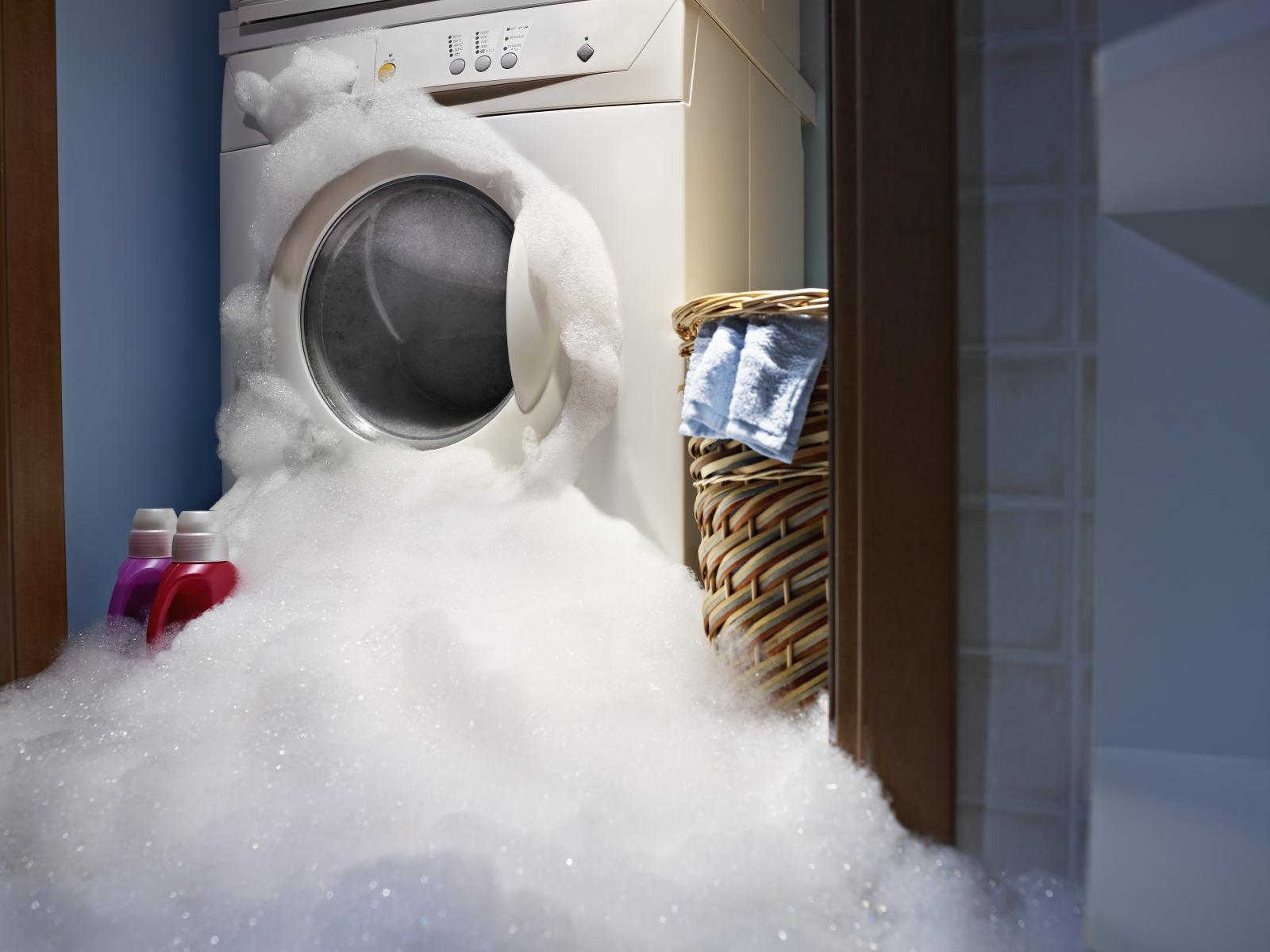 Pranie spodni czyli radosna bezmyślność