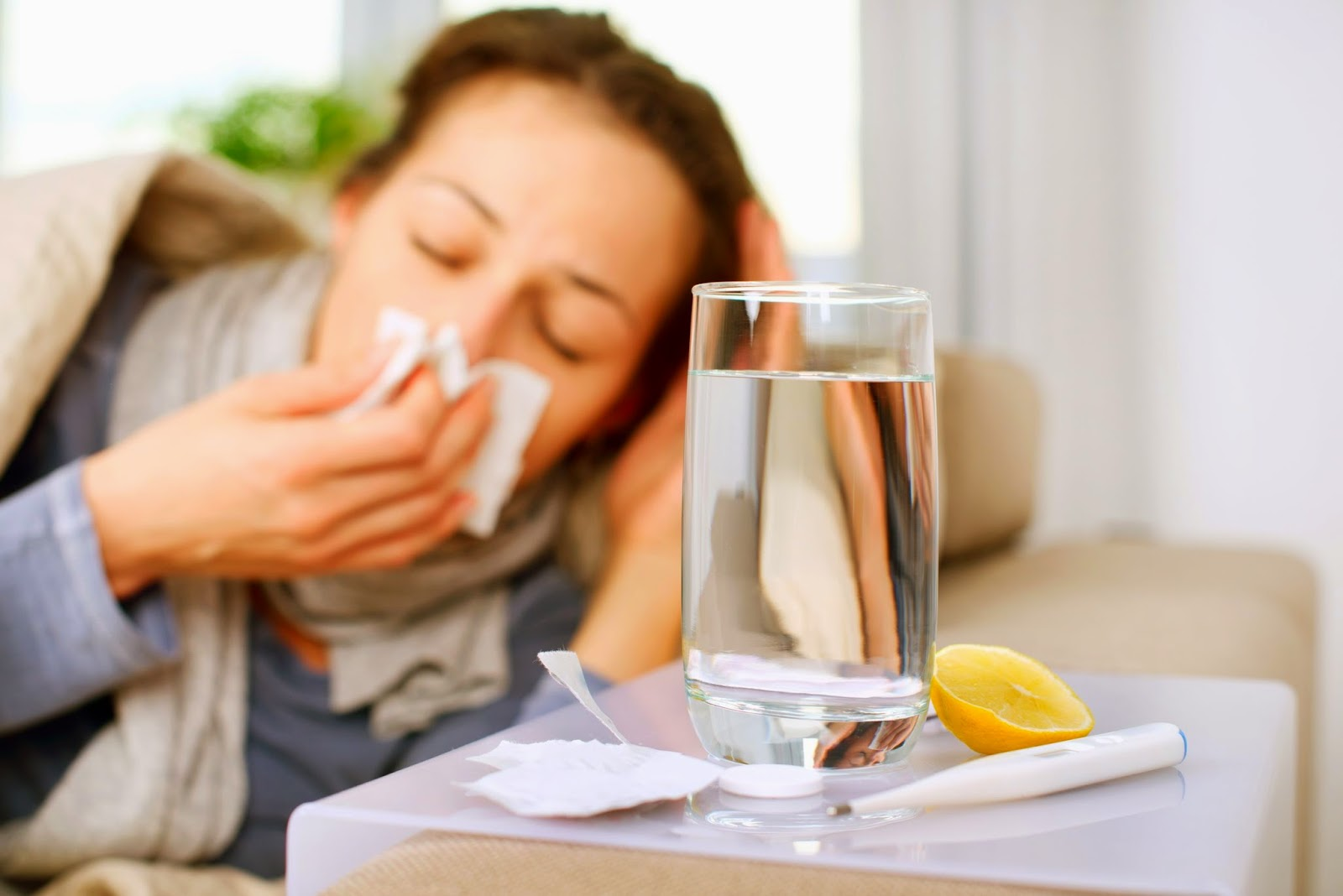Health Tips on How to Prevent Cold and Cough in the Winter Season