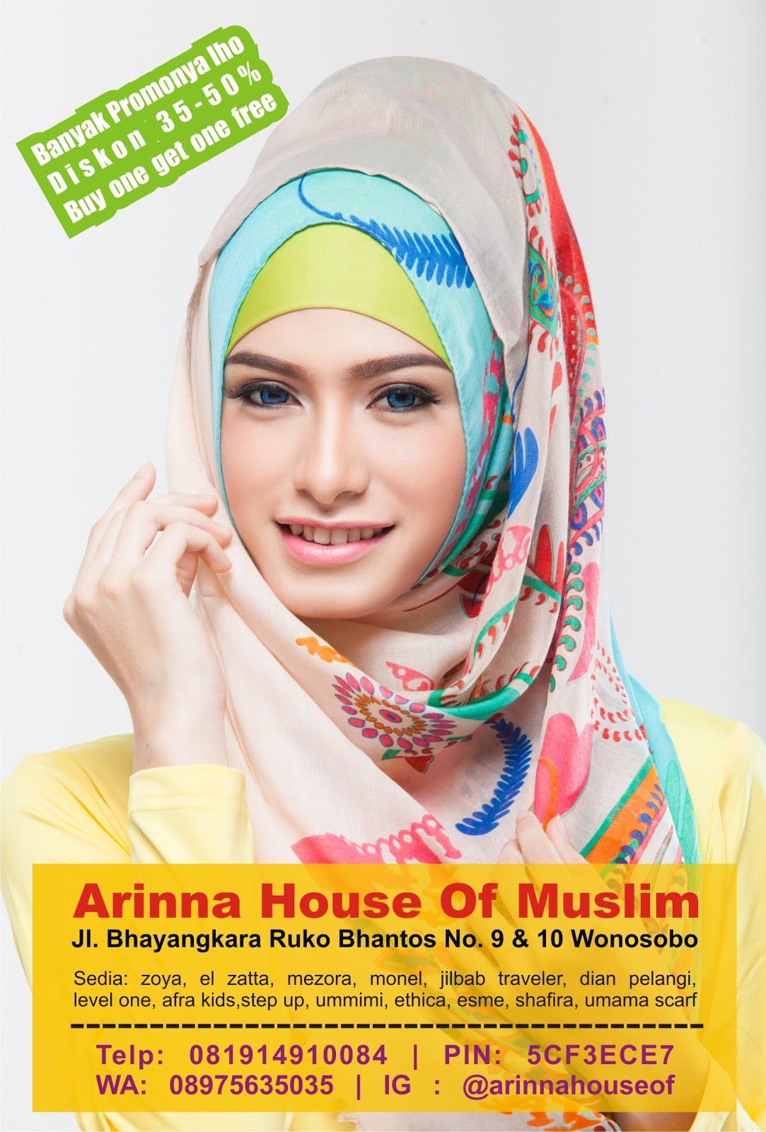 Arinna House Of Muslim Wonosobo