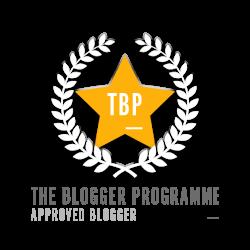 blogger programme