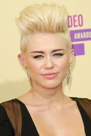 Star Hairstyles For Summer Miley Cyrus