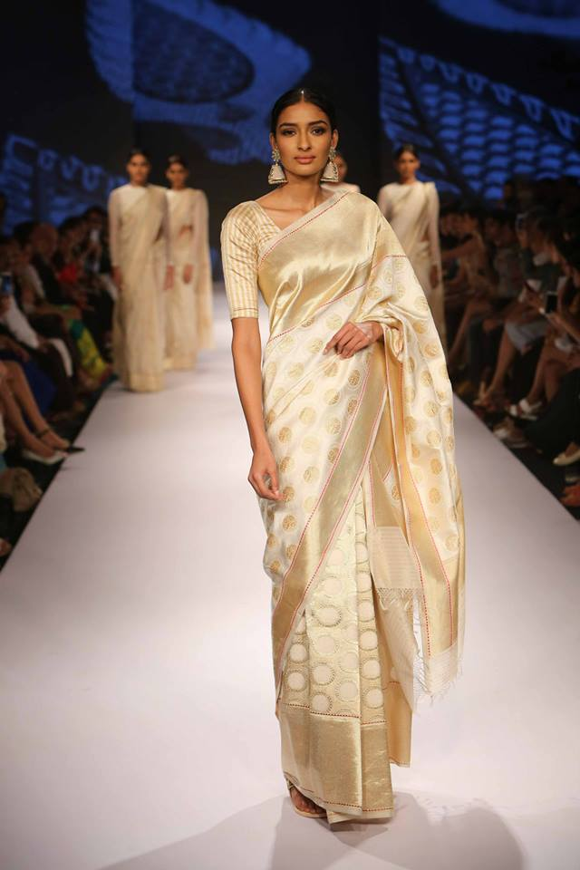 Swati and Sunaina Lakmé Fashion week a/w 2015
