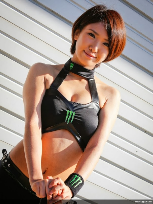 The Most Beautiful Paddock Girls of 2013 - Jepang