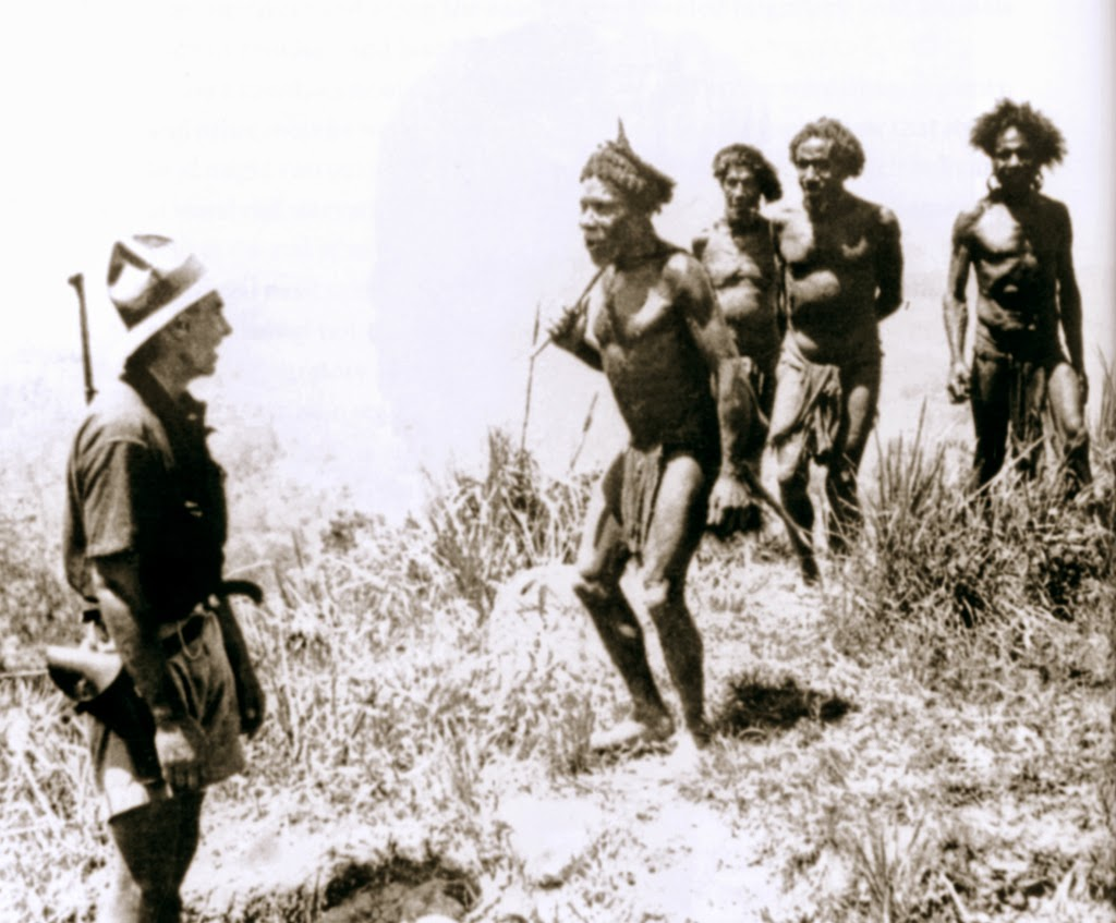 a description of the new guinea highlanders who can go to war New town, old diet highlanders and the demand for staples in urban papua new guinea john gibson † university of waikato abstract rapid urbanization is a major cause of structural change in food demand but existing studies do not.