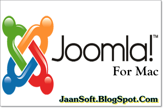Joomla! 3.4.0 For Mac OS X