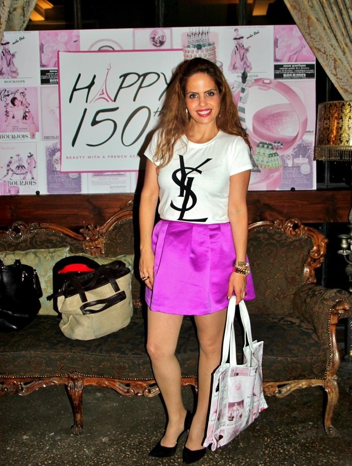 בלוג אופנה Vered'Style בורז'ואה חוגגת 150 שנה