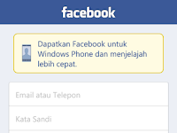 Cara membuat Facebook di HP dengan mudah