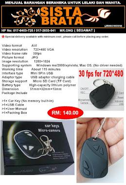 Camera Keychain RM 140