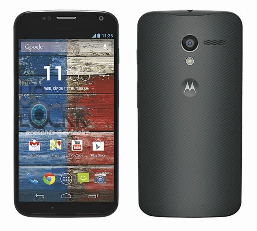 Уникальный смартфон Moto X