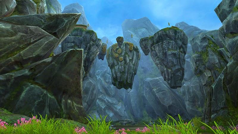 New Starter Zone: Celestial Vale