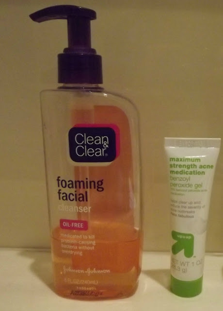 helps to clear acne