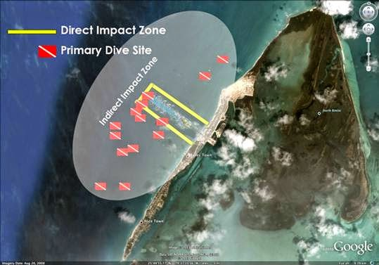 Dredging could devastate Bimini's thriving dive industry