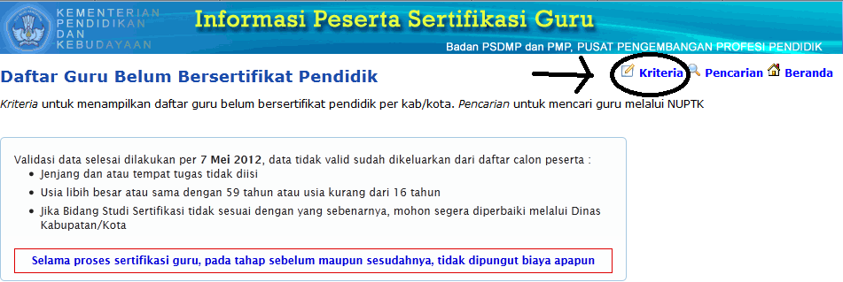 "Home » Search results for ""Sertifikasi Guru Dan Informasi Nuptk"""