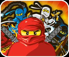 Game Ninja Lego, chơi game ninja lego online cực hay tại gamevui.biz
