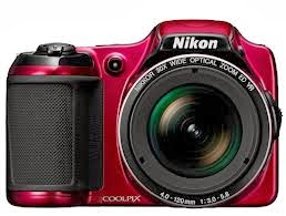 Nikon Coolpix L820 - 16 MP