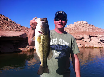 4 lb 13 oz Lake Powell Largemouth