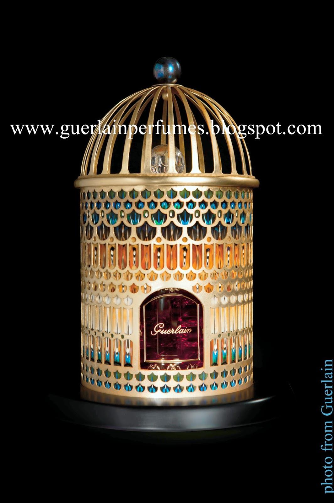 guerlain perfumes la cage aux oiseaux et aux abeilles. Black Bedroom Furniture Sets. Home Design Ideas