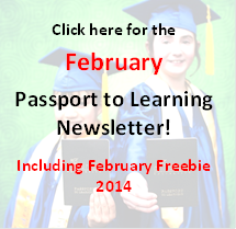February Passport to Learning Newsletter