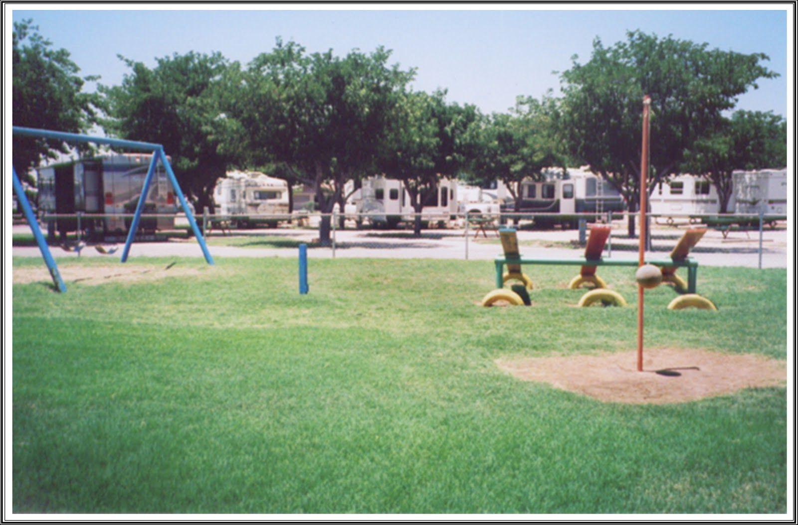 Midessa Oil Patch RV Park Odessa Texas
