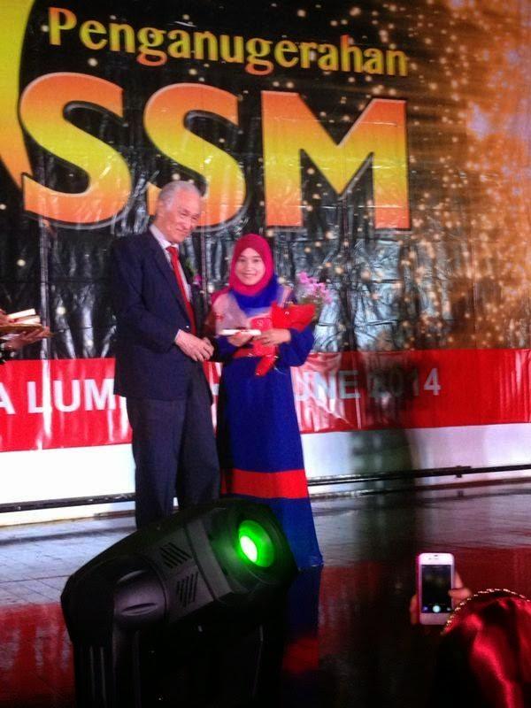 SSM Award