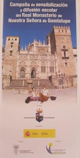 Real Monasterio de Nuestra Señora de Guadalupe para escolares