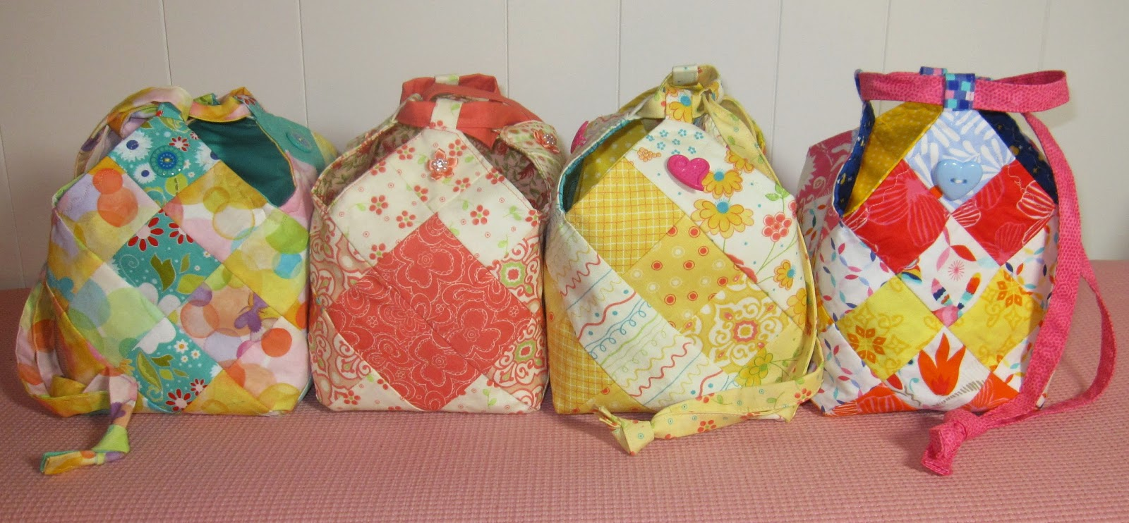 Quiltsmart Bitty Bags