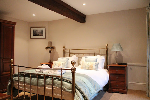master bedroom in hart head barn lakelovers cottage lake district
