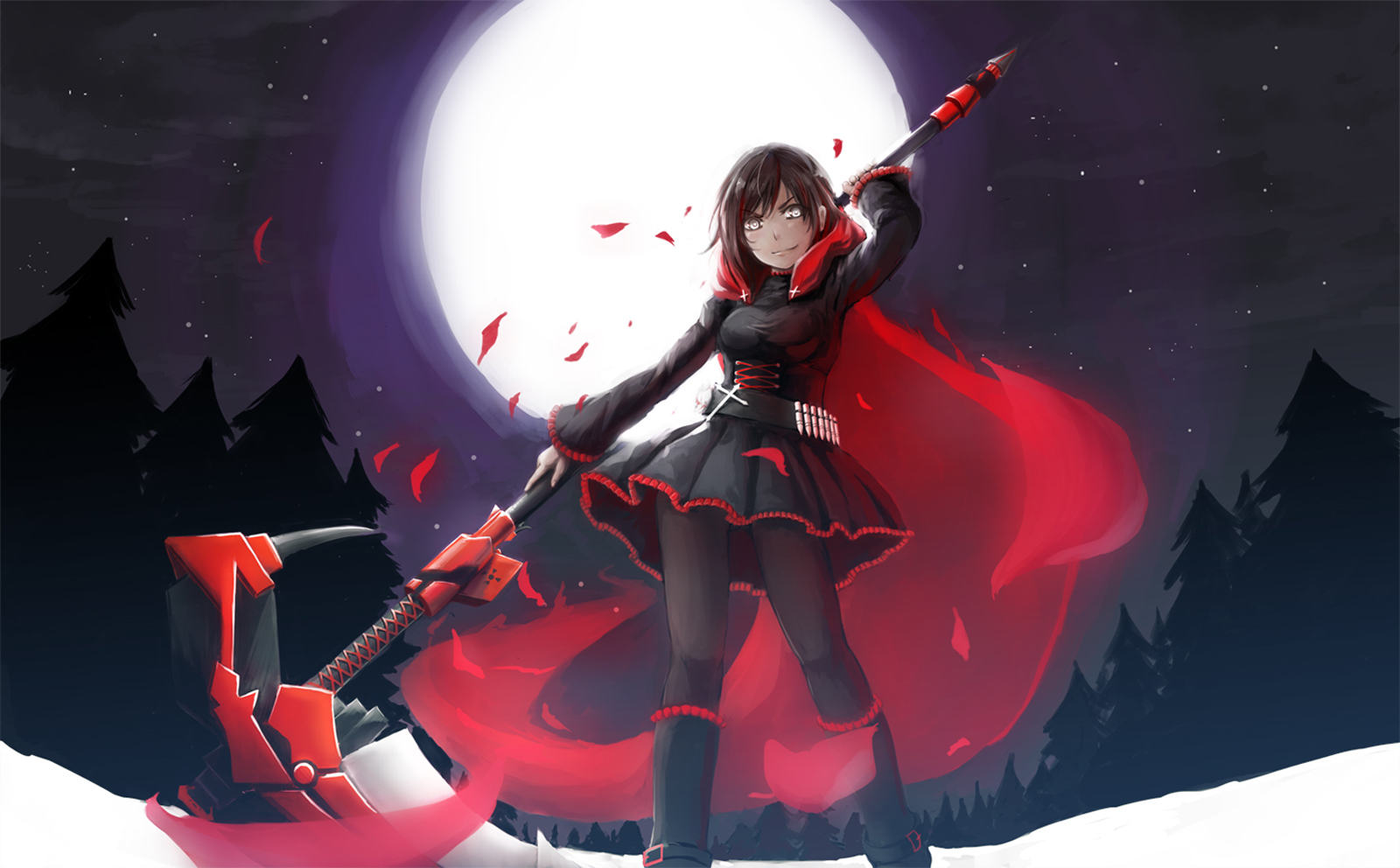 rwby anime scythe wallpaper - photo #7