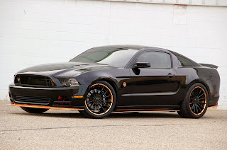 'Bad Penny' Mustang at the 2013 SEMA Show