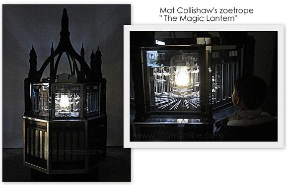 mat collishaw zoetrope