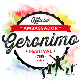 Geronimo 2016, Family Festival, May Bank Holiday 2016 Family to Do