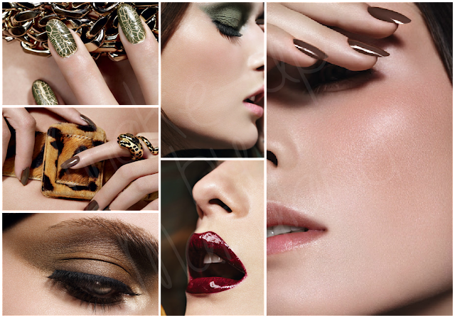 dior-golden-jungle-collection-colección-otoño-invierno-autumn-winter-2012-maquillaje-diorblush-coloretes-blush-Terre-de-Sienne-Brun-Canelle-paleta-palette-estampado-print-serpiente-Golden-Khakis-Golden-Browns-quinteto-sombras-5-Couleurs-Designer-Khaki-Design-5-Couleurs-Golden-Savannah-3-Couleurs-eye-Nude-Glow-Ivory-Glow-paleta-sombras-labiales-pintalabios-Dior-Addict-646-WILD-816-INSTICT-852-FATALE-962-DARING-esmalte-uñas-pintauñas-craquelado-605-AMAZONIA-615-BENGALE-tonos-neutros-tierra-khaki