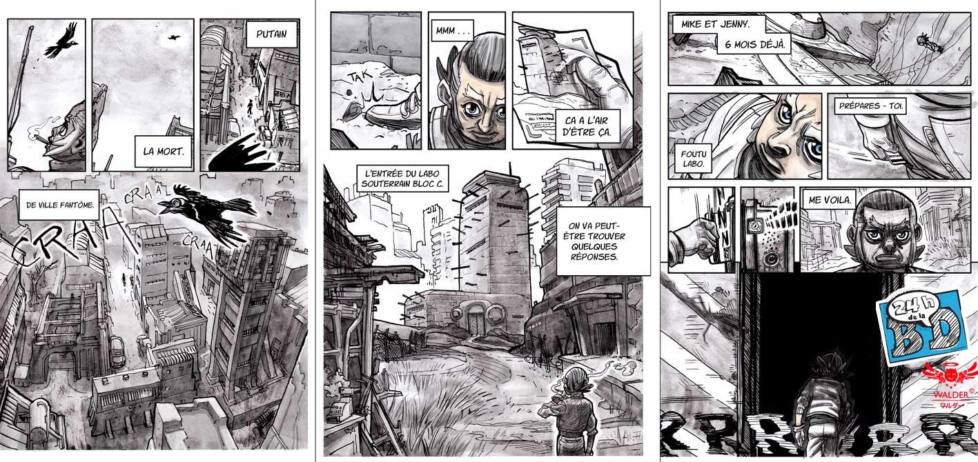 24h de la bande dessinée - Suisse