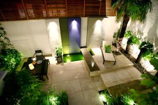 teras keren rumah minimalis