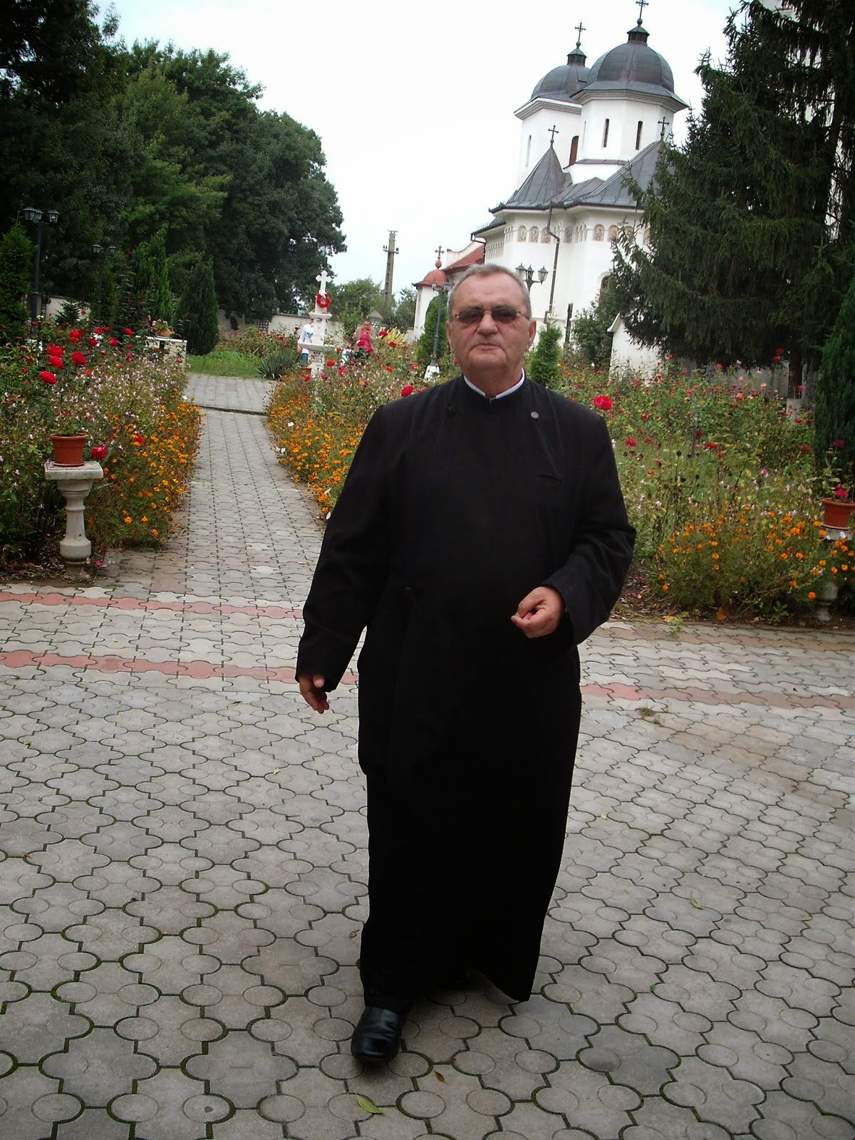Preot Petrovici Mihai