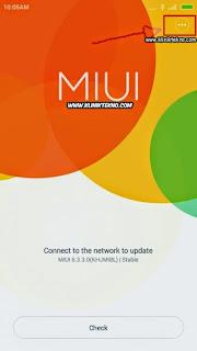 How To Root Xiaomi Redmi Note 4G Lte V6.4.3.0.KHIMICB Single SIM Dan Dual SIM