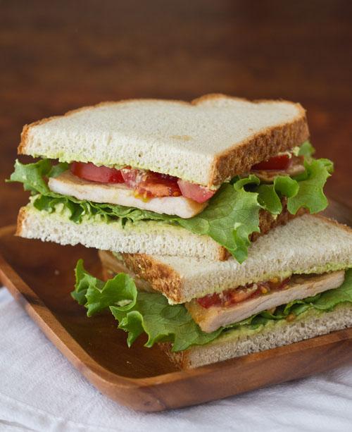 Ginger Pork Sandwich 4 | Japanese Recipes