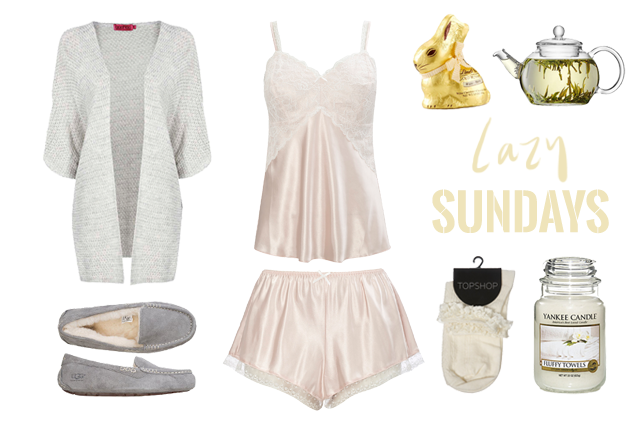 The perfect way to spend a Sunday ››