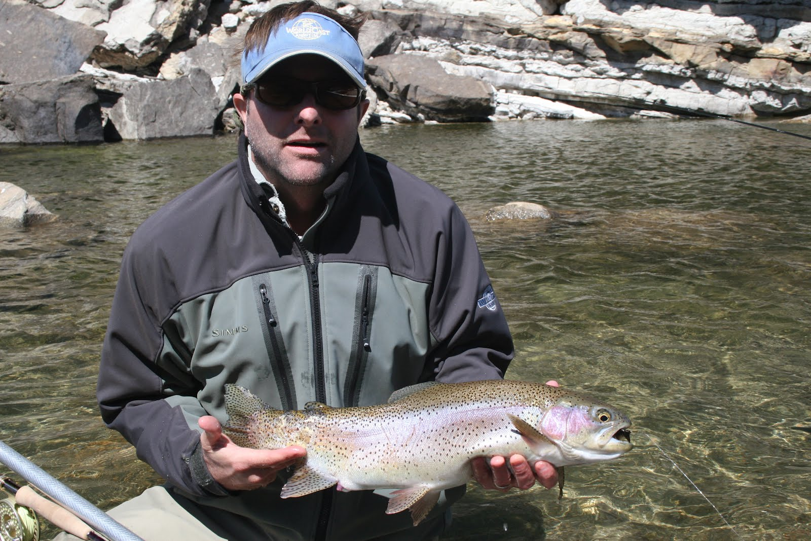 Boots for Snake river fishing report