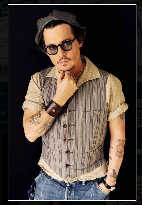 Johnny Depp Fashion Icon Officially The Fedora Lounge