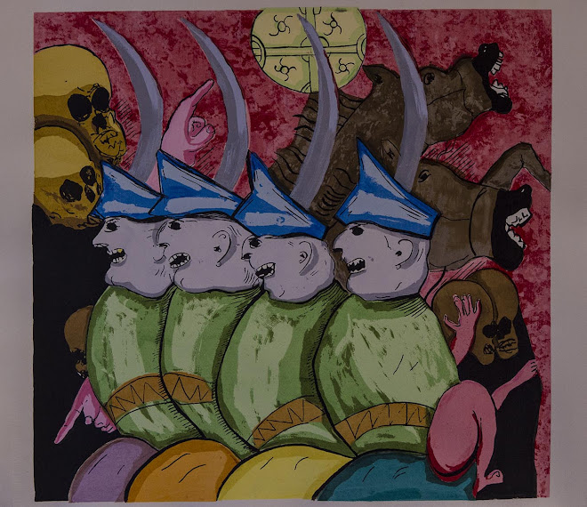 Matando Mapuches