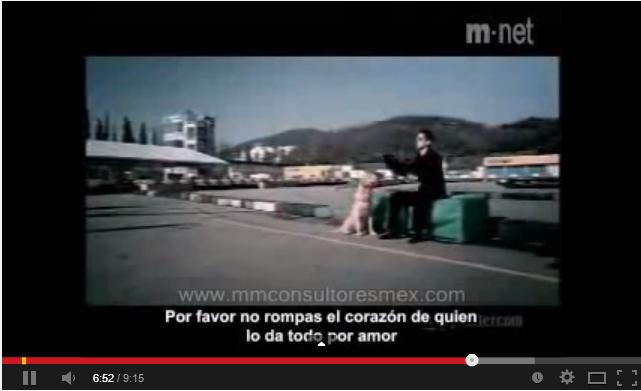 amor, video