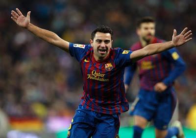 Barca kalahkan Valencia, Barcelona vs Valencia, Copa del rey