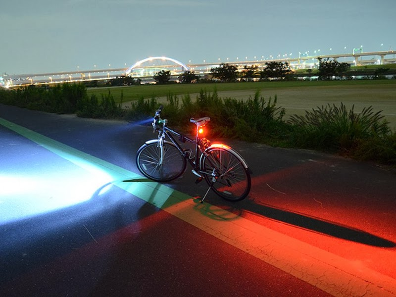 Bikelightsuk: Light Up the Road