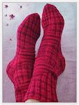 Wurzelchakra Socken